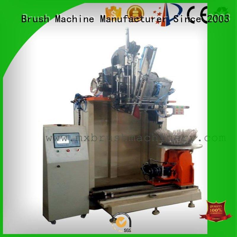 independent motionbrush making machinewith good price for PP brush