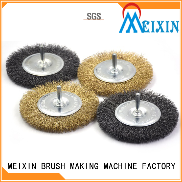 durable metal brush with good price for industrial
