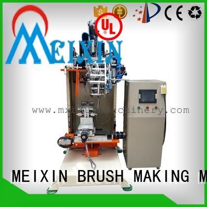 MEIXIN Brush Making Machine supplier for industrial brush