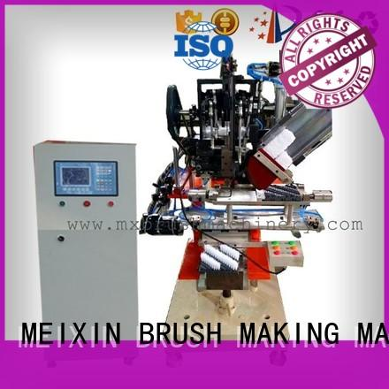 MX165 2 Axis Snow Brush Tufting Machine Hot Sale