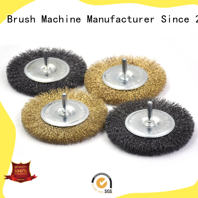 quality deburring brush factory for commercial