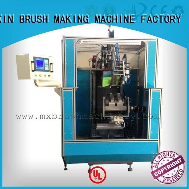professional Brush Making Machine design for clothes brushes