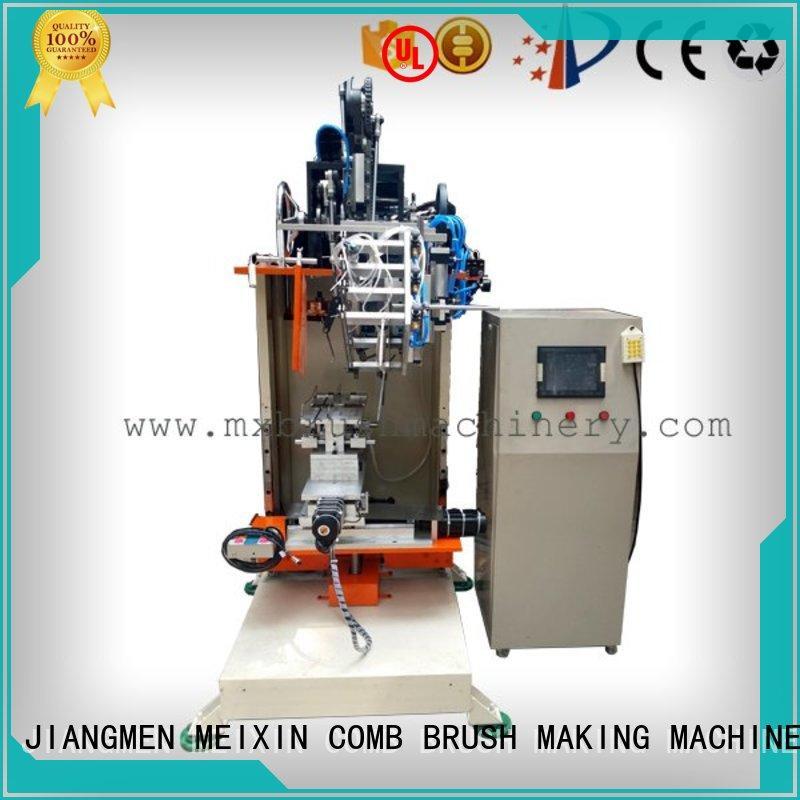 MEIXIN plastic broom making machine wholesale for household brush