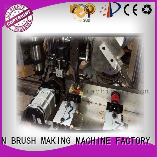 MEIXIN cost-effective broom making machine for sale design for bristle brush