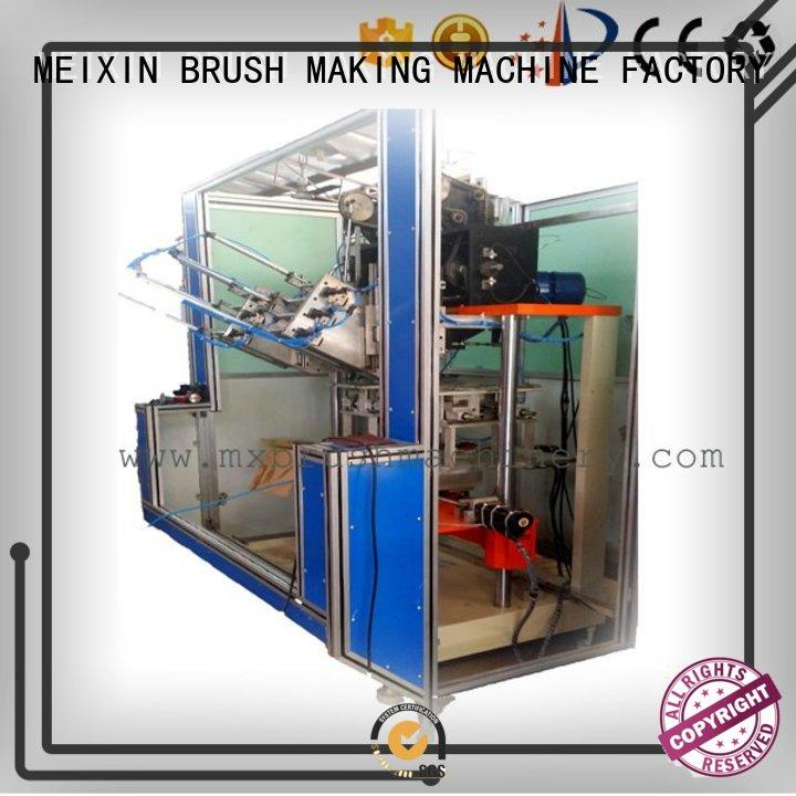 MEIXIN plastic broom making machine personalized for clothes brushes