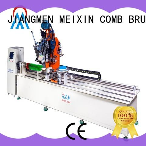 MEIXIN top quality brush making machine inquire now for PET brush