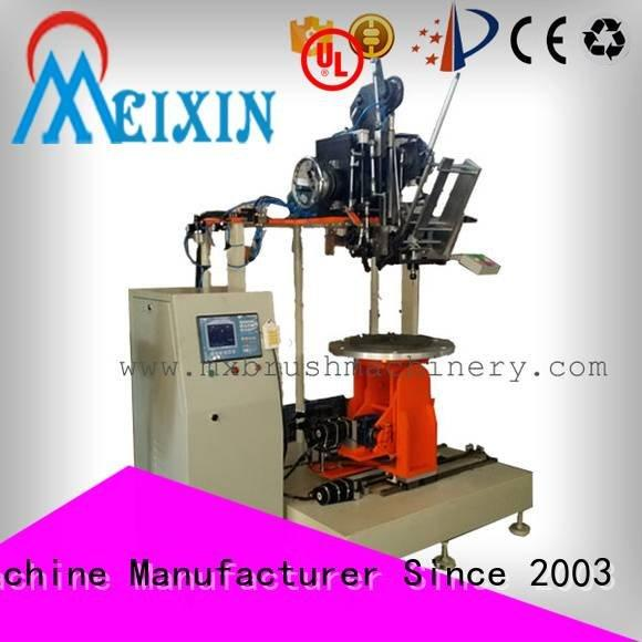 Hot Industrial Roller Brush And Disc Brush Machines for drilling industrial MEIXIN Brand
