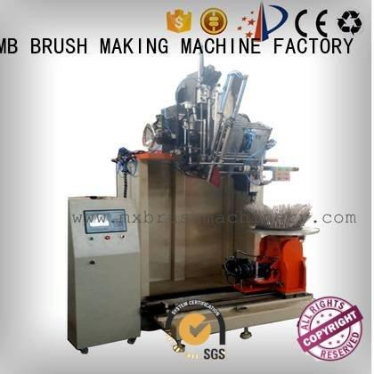 mxr201 disc and brush making machine MEIXIN