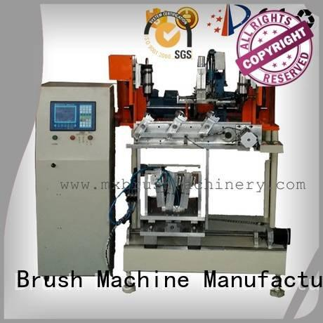 4 Axis Brush Drilling And Tufting Machine drilling axis Drilling And Tufting Machine MEIXIN Warranty