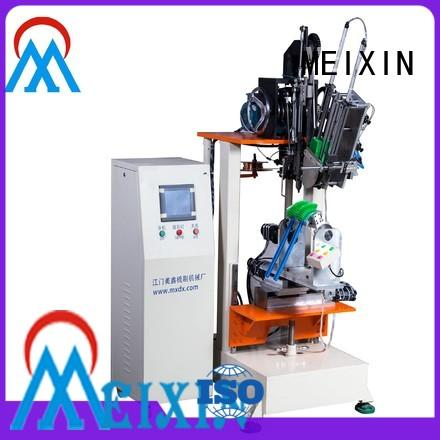 MEIXIN 1 tufting heads Brush Making Machine directly sale for industrial brush