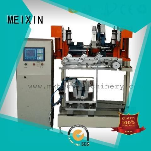 Custom and Drilling And Tufting Machine heads 4 Axis Brush Drilling And Tufting Machine
