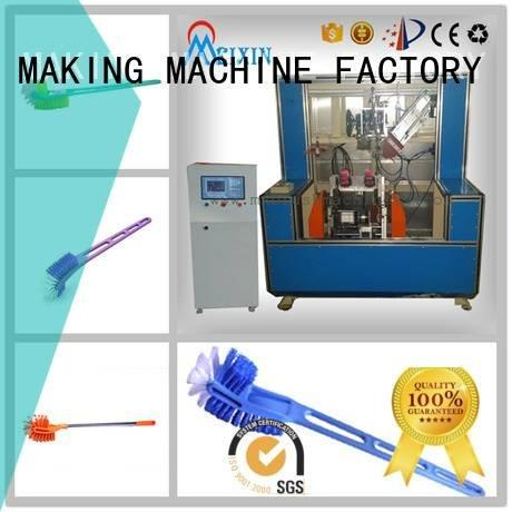 hockey head 5 Axis Brush Making Machine MEIXIN