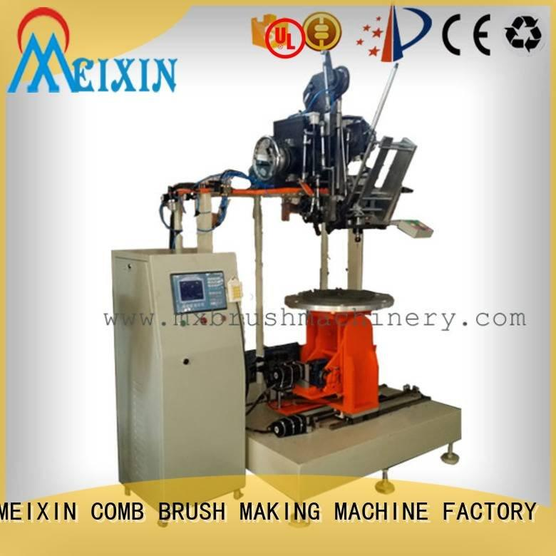 small industrial drilling MEIXIN brush making machine