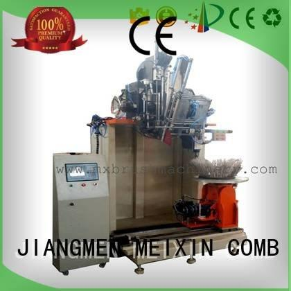 MEIXIN Brand industrial Industrial Roller Brush And Disc Brush Machines and disc