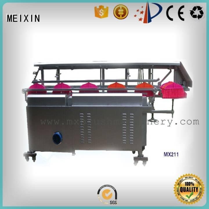 Wholesale pneunatic broom trimming machine MEIXIN Brand