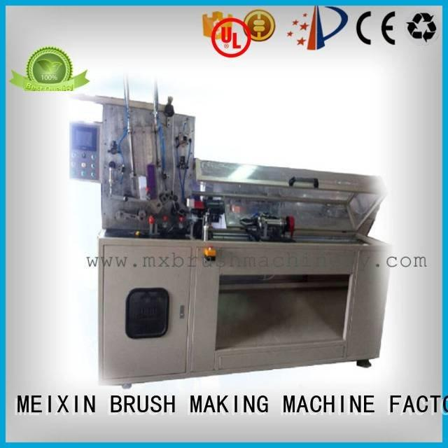 making toilet and Manual Broom Trimming Machine MEIXIN