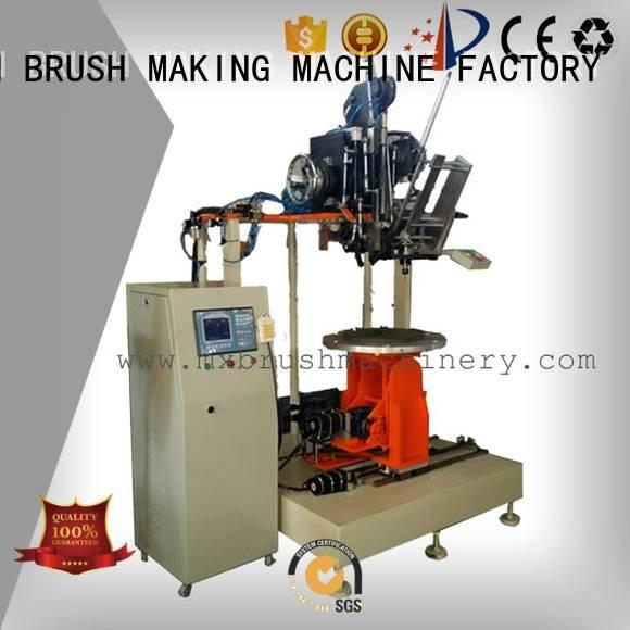 brush axis mx201 Industrial Roller Brush And Disc Brush Machines MEIXIN