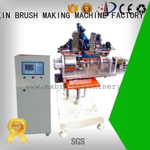axis machine brushes Brush Making Machine MEIXIN