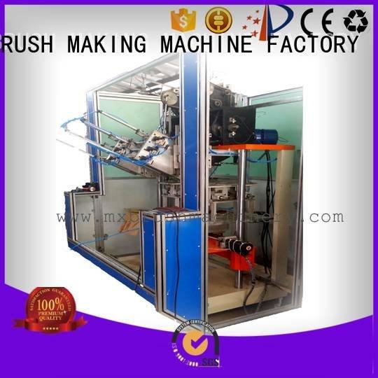 Hot brush making machine price head machines axis MEIXIN Brand