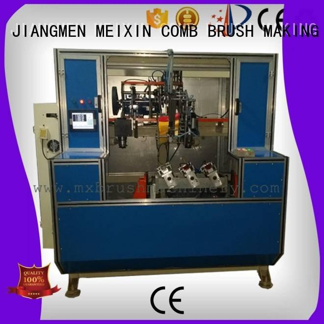 5 Axis Brush Drilling And Tufting Machine ttufting MEIXIN Brand Brush Drilling And Tufting Machine