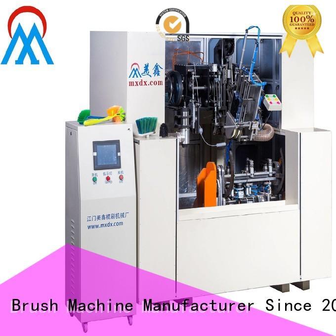 Hot making 5 Axis Brush Making Machine drilling MEIXIN Brand