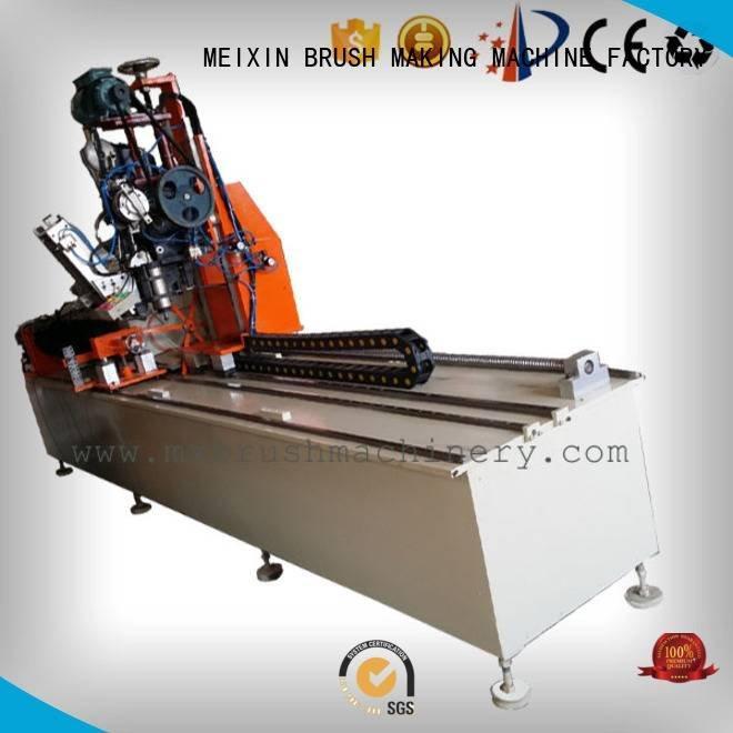 Custom mx208 brush making machine for Industrial Roller Brush And Disc Brush Machines