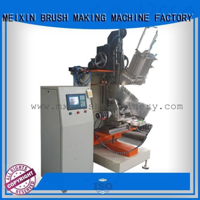 brush making machine for sale brush 1head OEM Brush Making Machine MEIXIN