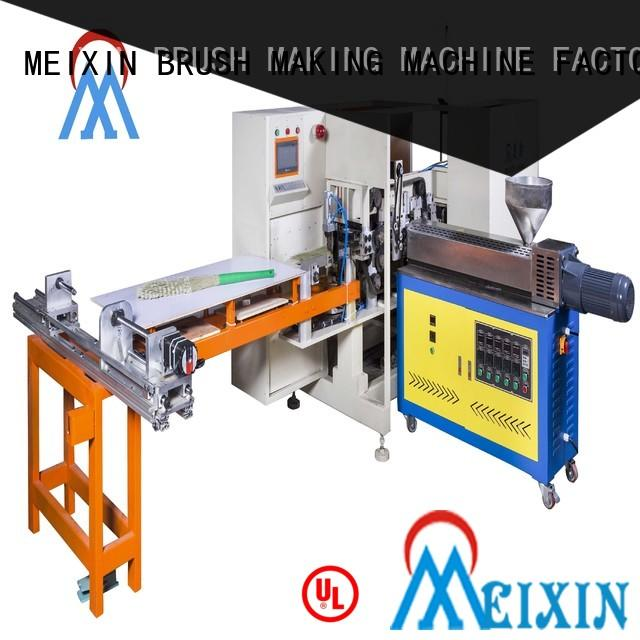 trimming machine cutting for PET brush MEIXIN
