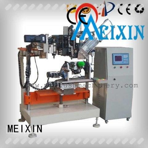 positioning broom manufacturing machine adjustable speed for toilet brush MEIXIN
