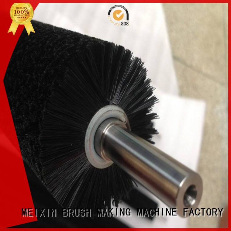 MEIXIN nylon spiral brush factory price for washing