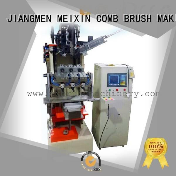 MEIXIN jade machine toilet brush making machine for sale brush