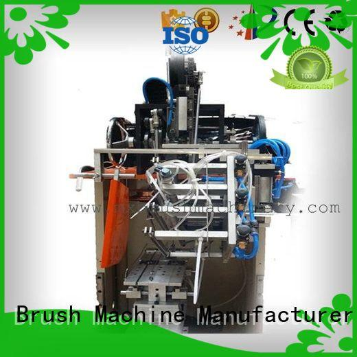 MEIXIN independent motion Brush Making Machine with good price for household brush