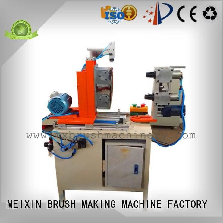 Manual Broom Trimming Machine and machine trimming machine MEIXIN Warranty