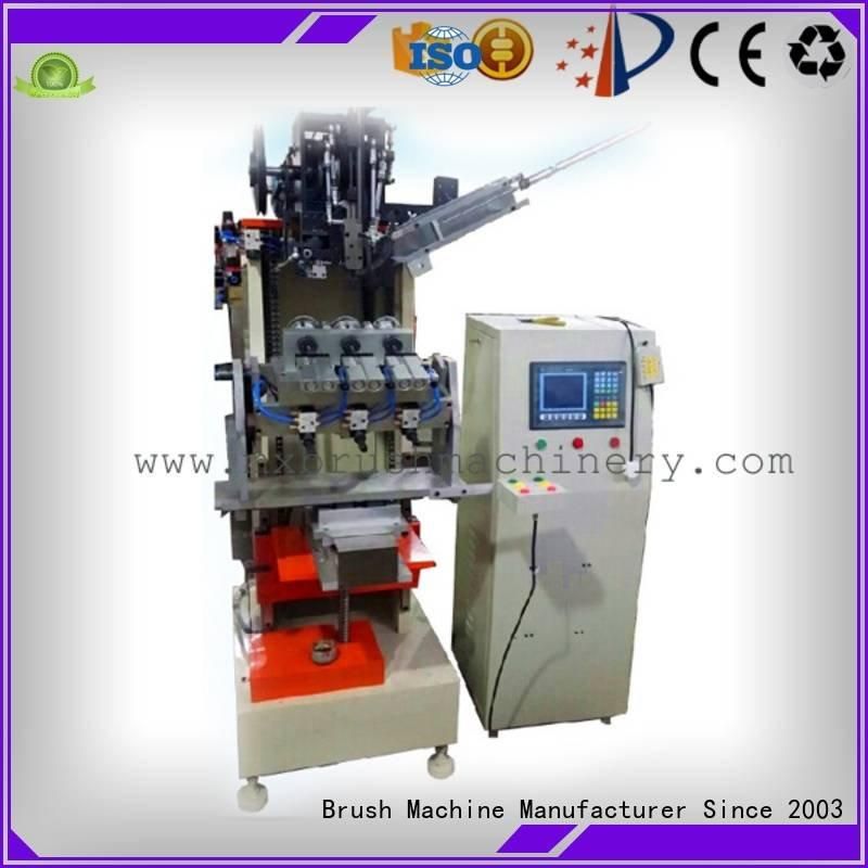 MEIXIN 5 Axis Brush Making Machine brush jade tufting broom