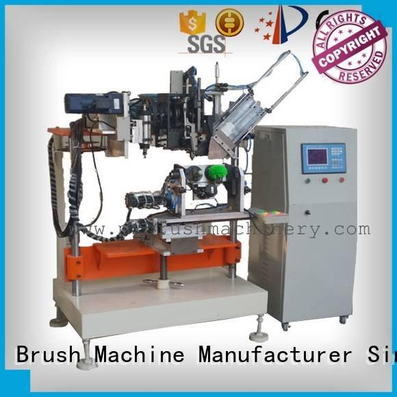 Custom Drilling And Tufting Machine and heads brush MEIXIN