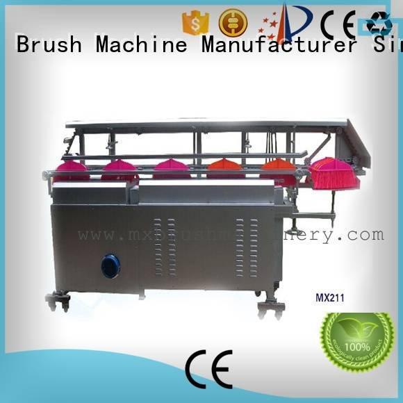Custom flaggable trimming machine machine Manual Broom Trimming Machine