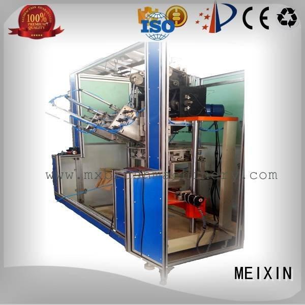MEIXIN Brand double tufting Brush Making Machine