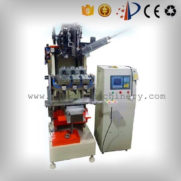MX186 5 Axis Jade Brush Tufting Machine