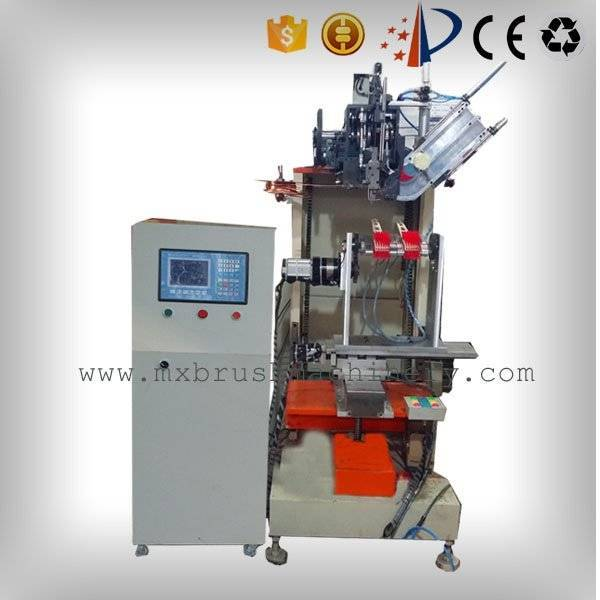 product-4 Axis Double Hockey Brush Tufting Machine-MEIXIN-img-2