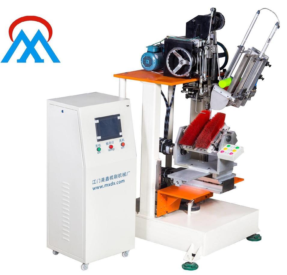 4 Axis 1 Head Broom Tufting Machine