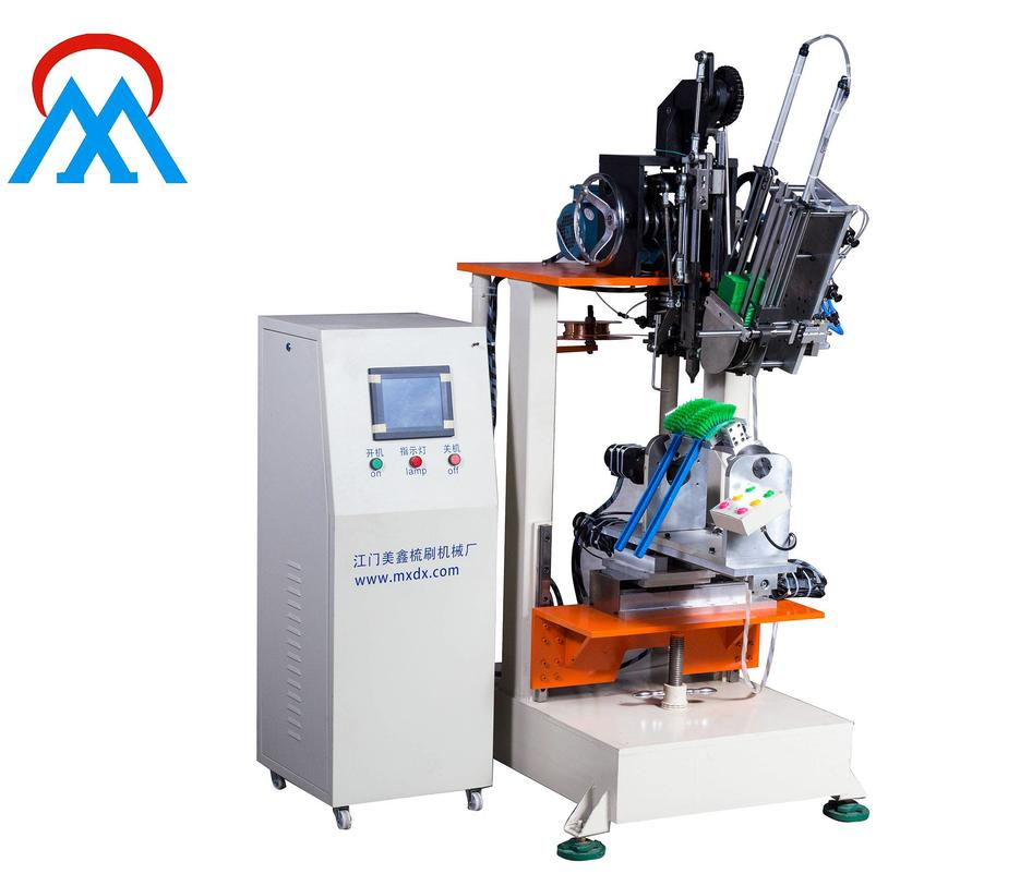 3 Axis Hockey Brush Making Machine