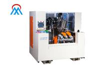 5 Axis 2 Drilling and 1 Tufting Broom Machine