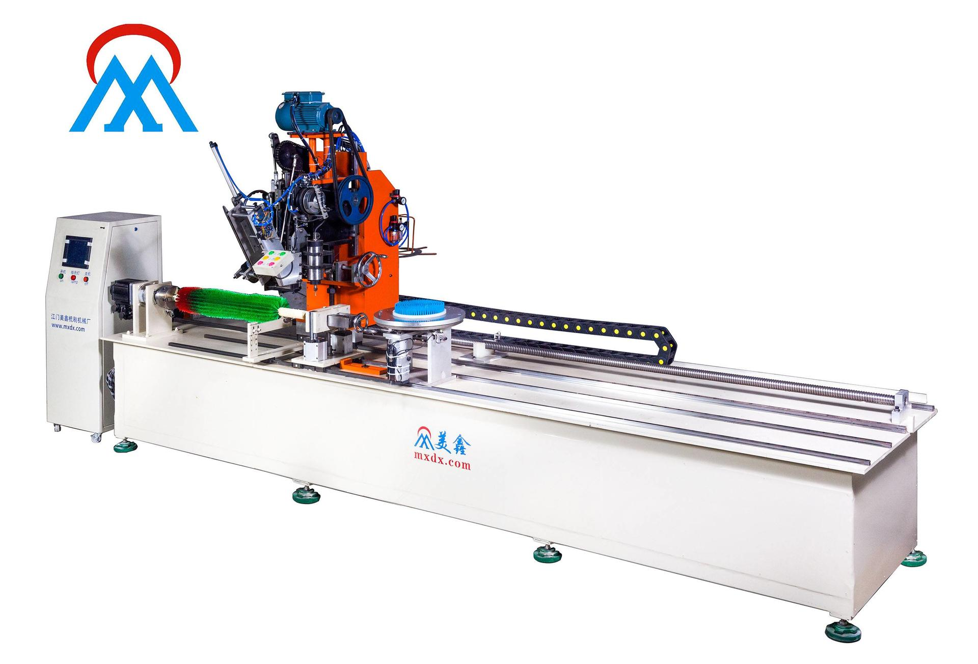 product-MEIXIN-MXR201 3 Axis Tufting Machine For Small Industrial Brush-img-1