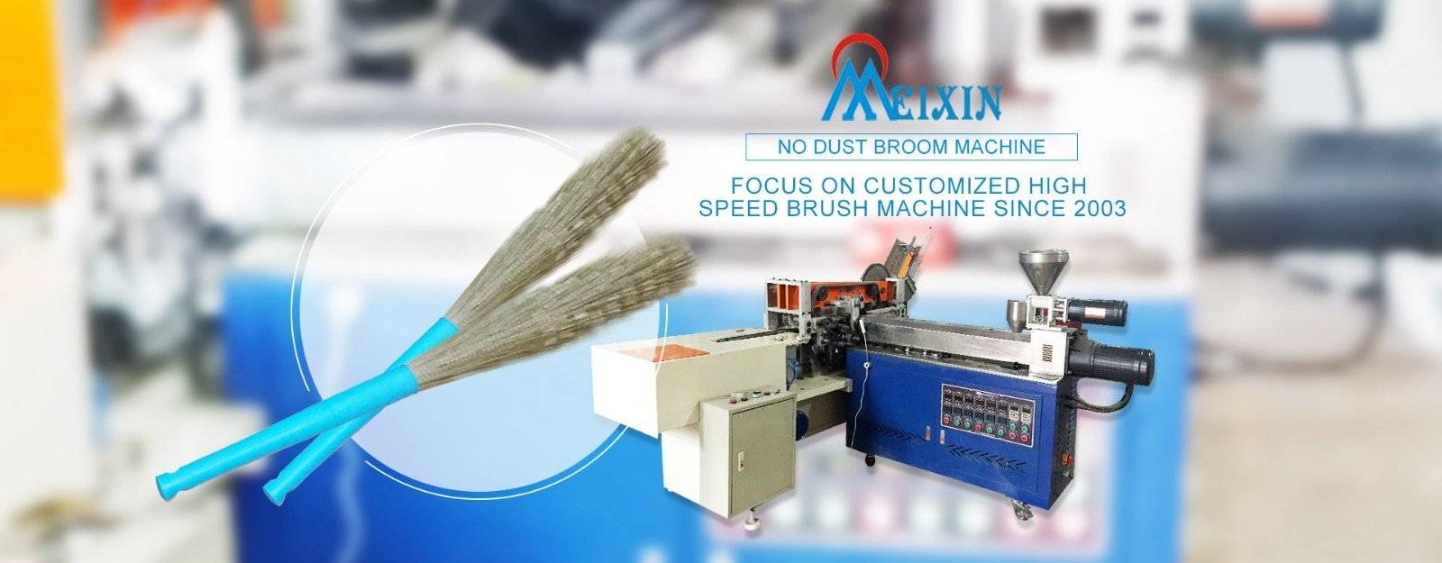 Find Broom Making Equipment, Video From Meixin Brush-MEIXIN-img