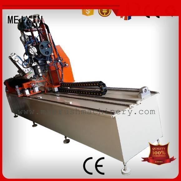 head for machine MEIXIN brush making machine