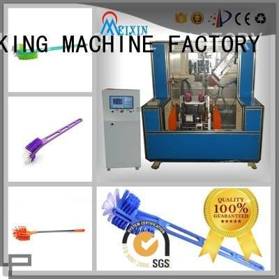 MEIXIN Brand jade 5 Axis Brush Making Machine hockey axis