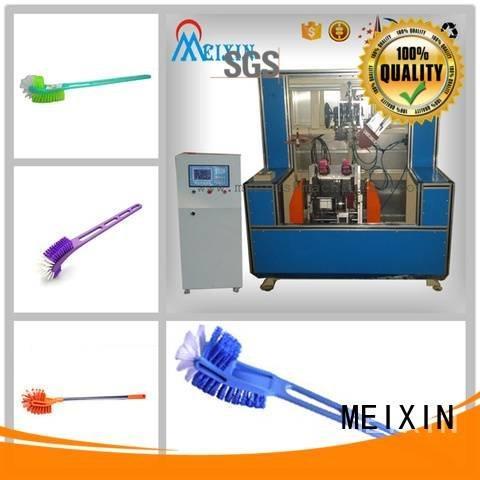 Hot 5 Axis Brush Making Machine head Brush Making Machine tufting MEIXIN