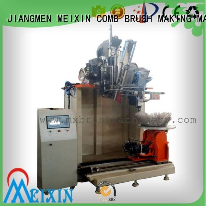 MEIXIN tufting industrial small Industrial Roller Brush And Disc Brush Machines disc