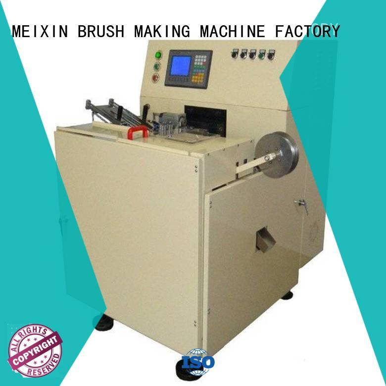 MEIXIN professional brush tufting machine factory for broom