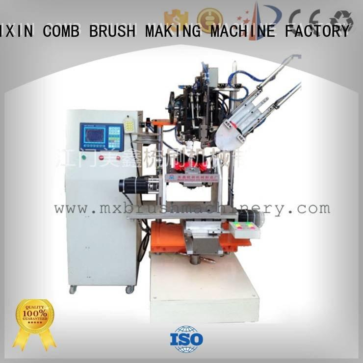 MEIXIN toilet Brush Making Machine broom toothbrush